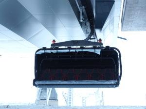 ergonomic individual seats